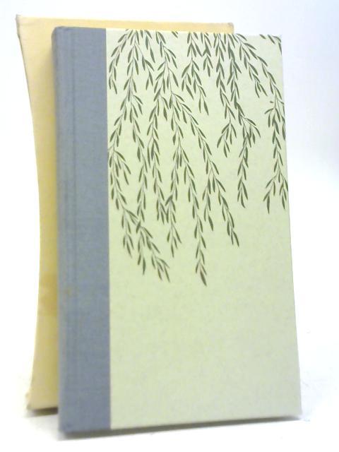 Walden By Thoreau