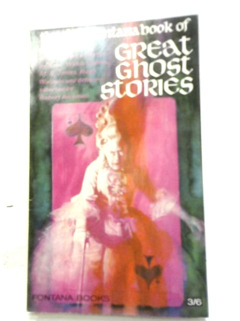 The 4th Fontana Book of Great Ghost Stories by Robert Aickman