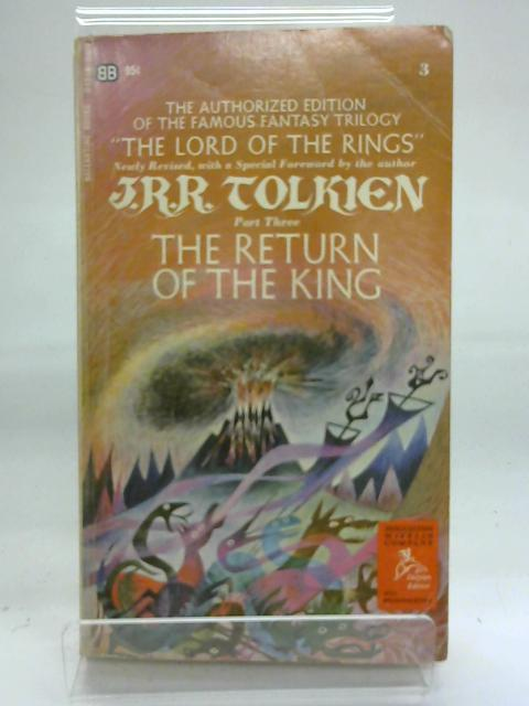 The Return of the King By J. R .R. Tolkien
