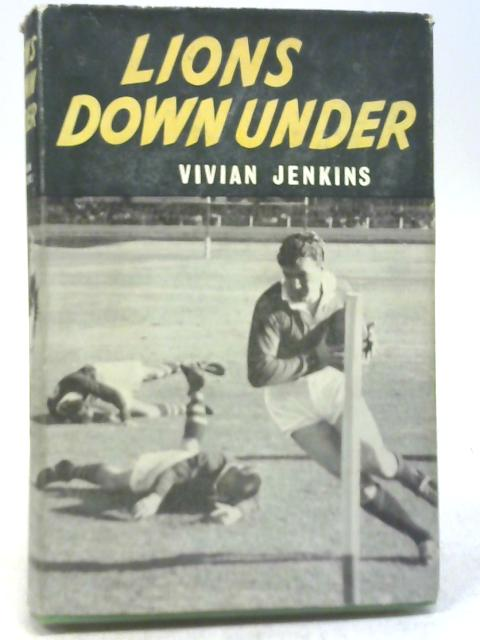 Lions Down Under By Vivian Jenkins