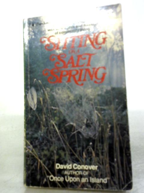 Sitting on Salt Spring By David Conover