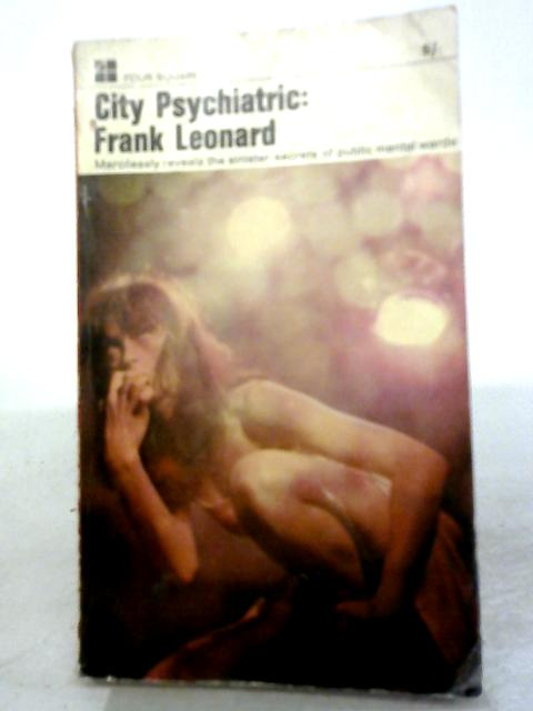 City Psychiatric By Frank Leonard