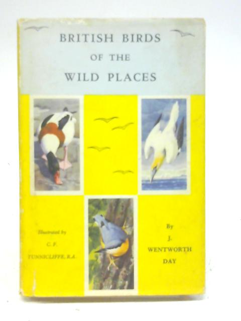 British Birds Of The Wild Places By James Wentworth Day
