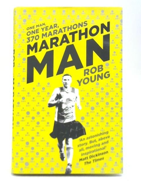 Marathon Man By Rob Young