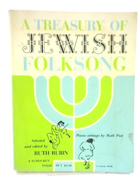 Treasury of Jewish Folksong