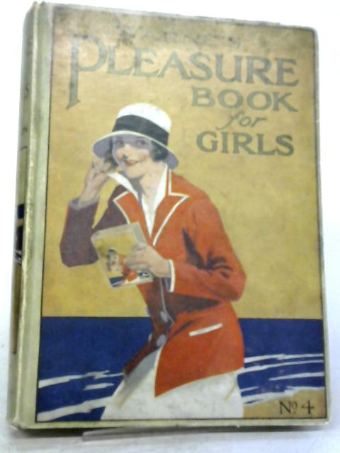 Warne's Pleasure Book For Girls. No.4 by W.J. Gordon By W.J. Gordon