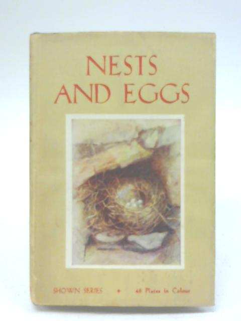 Nest and Eggs By A H Blaikie and J A Henderson