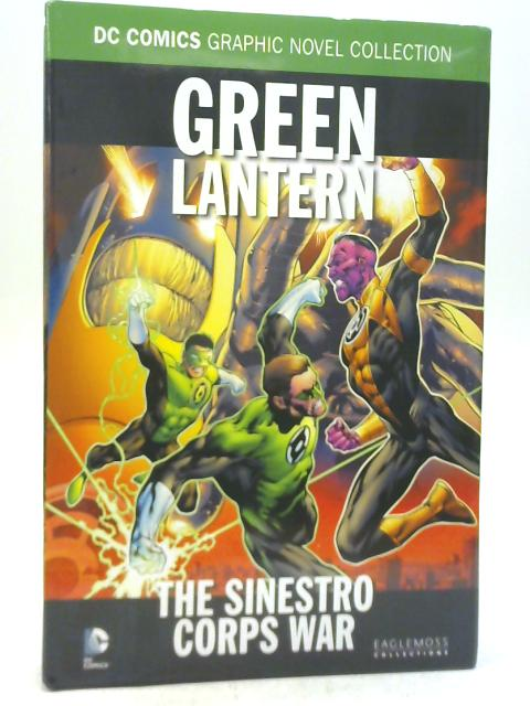 Green Lantern Sinestro Corps By Dave Gibbons et al
