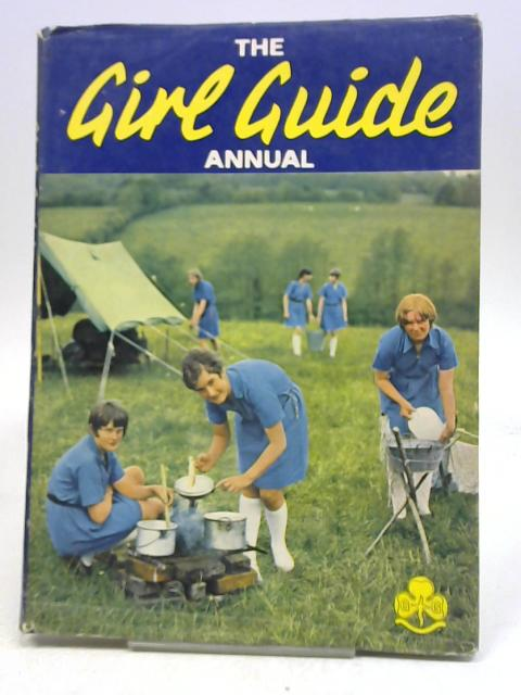 THE GIRL GUIDE ANNUAL 1968 By No Author