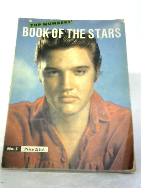 Top Numbers' Book of The Stars. No. 5. By John Oliver (editor)