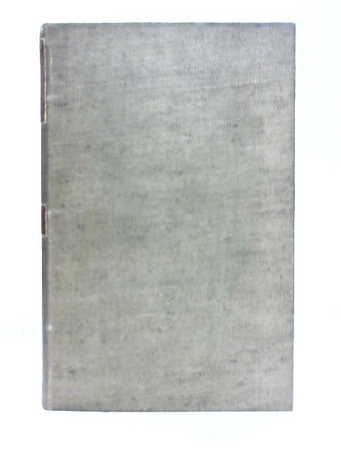 Le Roman des Grandes Existences Volume I: La Prodigieuse Vie d' Honore de Balzac By Rene Benjamin