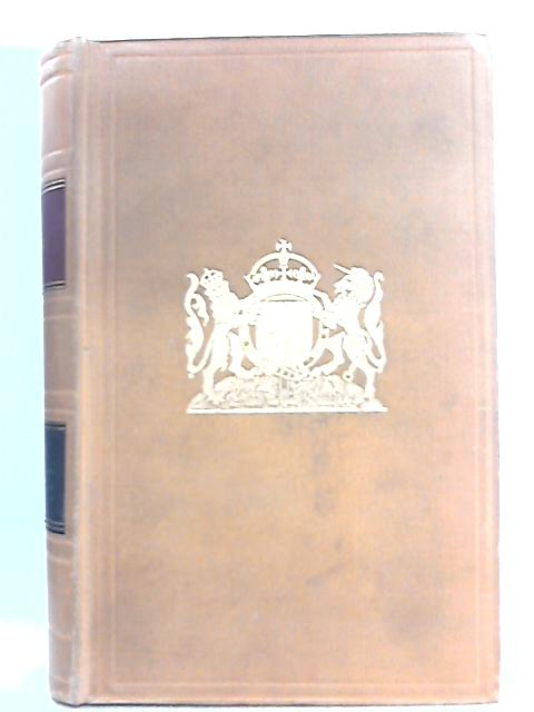 A Revised Edition of the Laws of the Colony of St. Helena By Sir Harry Trusted, Frank Rupert Stapley