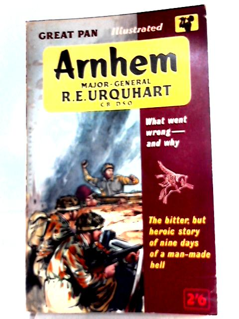 Arnhem By Robert Elliott Urquhart