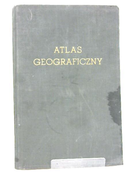 Atlas Geograficzny By Eugeniusz Romer