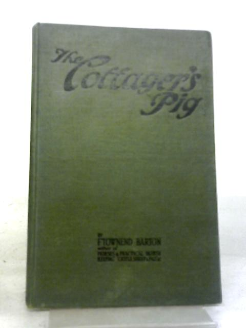 The Cottager's Pig By Frank Townend Barton