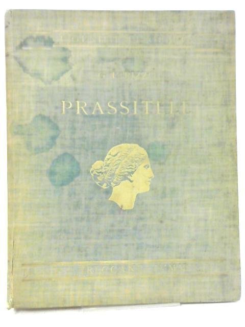 Prassitele By G. E. Rizzo