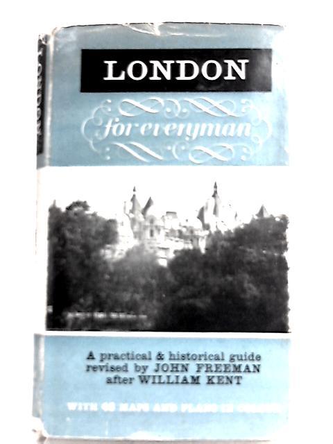 London for Everyman By John Freeman