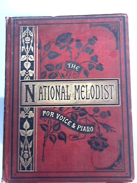 The National Melodist Piano for Piano and Voice