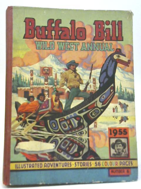 Buffalo Bill Wild West Annual By Arthur Groom