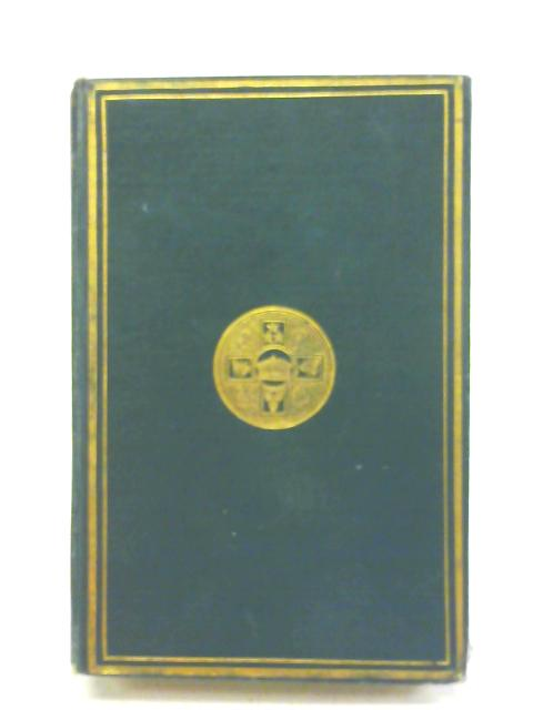 The Golden Treasury. Selected From The Best Songs And Lyrical Poems In The English Language And Arranged With Notes By Francis T. Palgrave By Palgrave, Francis Turner