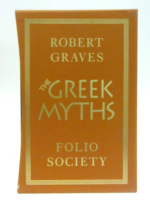The Greek Myths I & II By Graves, Robert & Mcleish, Kenneth