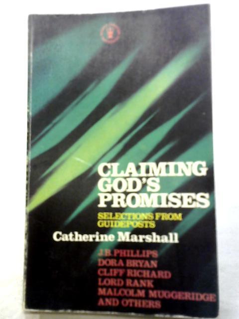 Claiming God's Promises (Hodder Christian paperbacks) By Catherine Marshall