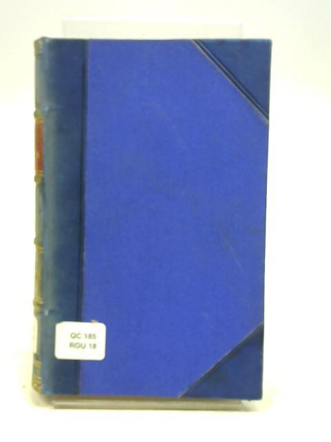 Les Charmettes; Jean-Jacques Rousseau Et Madame De Warens By Arsene Houssaye, (1815-1896)
