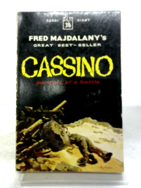 Cassino By Fred Majdalany