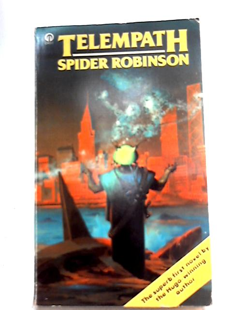 Telempath By Spider Robinson