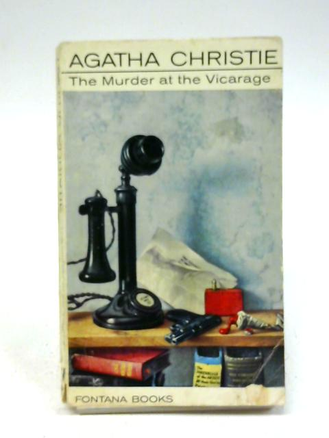 The murder at the vicarage (Fontana books) by Agatha Christie