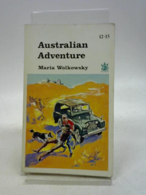 Australian adventure (Green dragons) By Maria Wolkowsky