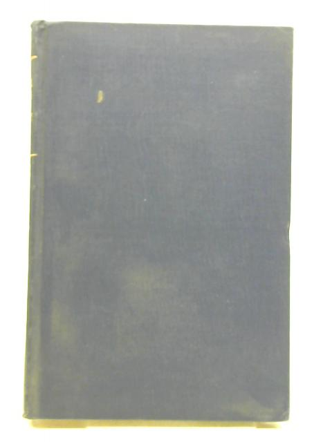 The Chemical Aspects of Immunity. Second Edition. By H G Wells
