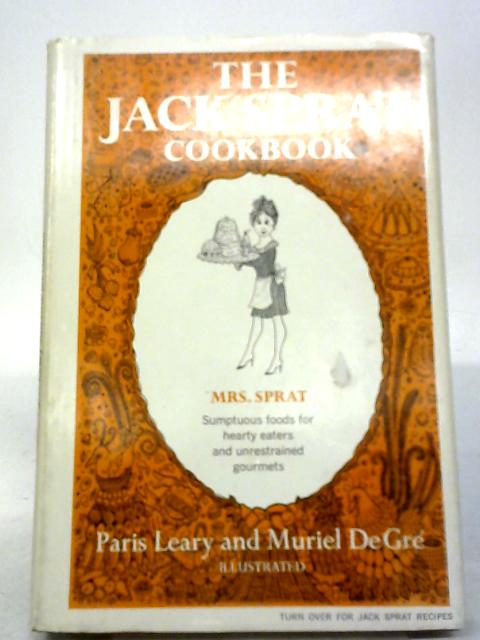 The Jack Sprat Cookbook By Paris Leary and Muriel DeGre