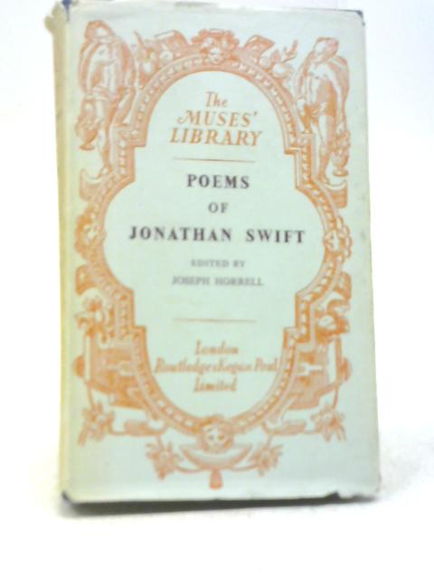 Collected Poems Vol II By Jonathan Swift