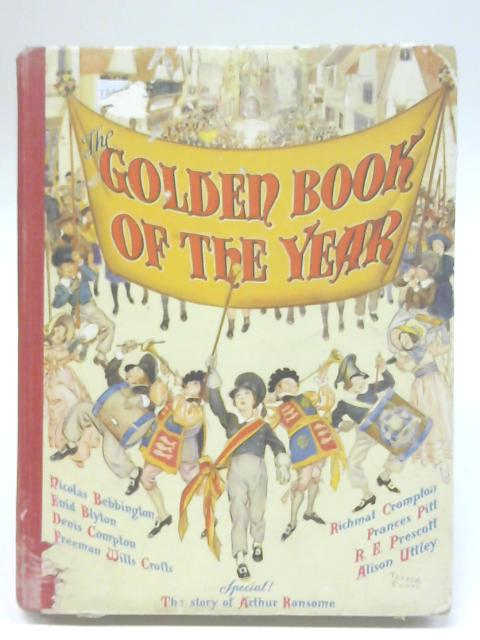 The Golden Book Of The Year By Dorothy Prescott (ed)