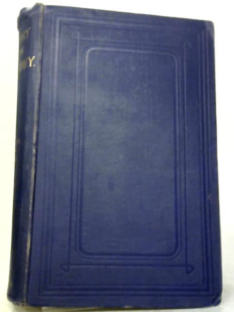 History of The Indian Navy (1613-1863). Vol. II By Lieut. C Rathbone Low