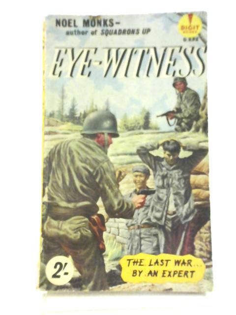 Eye-Witness - (Digit Books - D.232) By Noel Monks