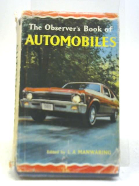 Automobiles By L A Manwaring