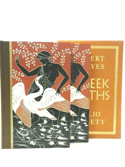 The Greek Myths I and II By Robert Graves