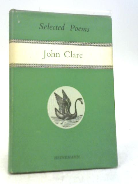 Selected Poems of John Clare By James Reeves