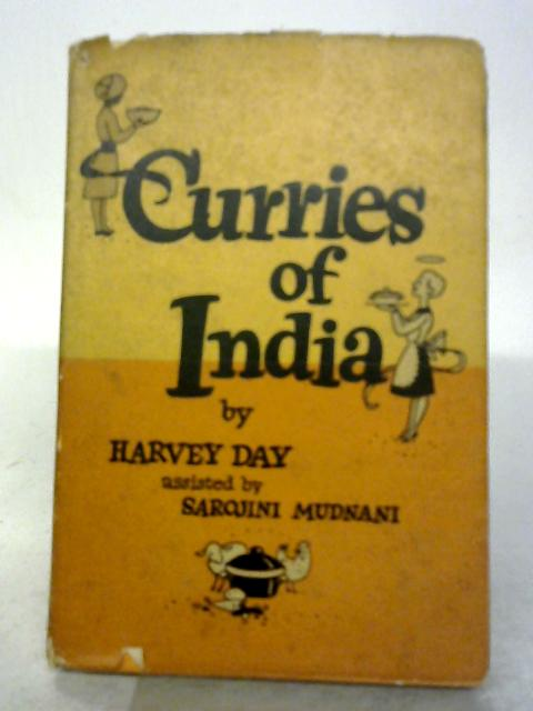 Curries of India By Harvey Day