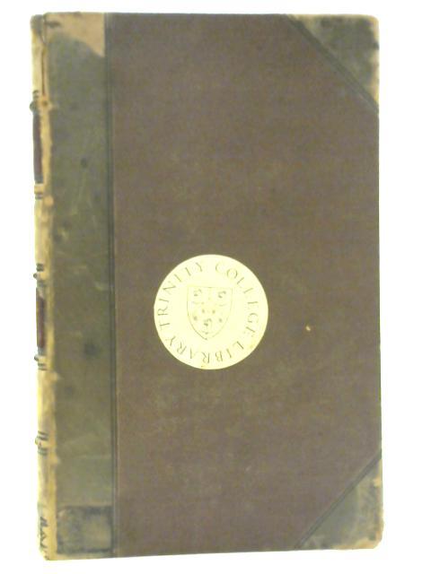 C. Plini Secundi Naturalis Historiae Libri XXXVII - Volume VII By C Plini Secundi, Iulius Sillig