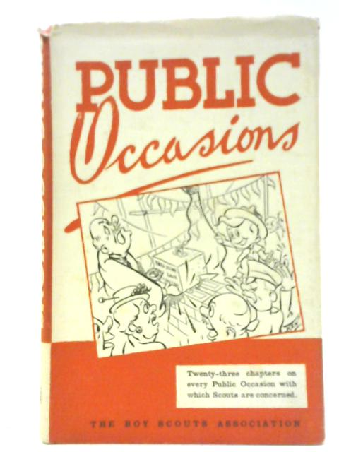 Public Occasions By Leslie Arkill