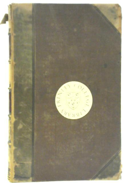 C. Plini Secundi Naturalis Historiae Libri XXXVII - Volume V By C Plini Secundi, Iulius Sillig