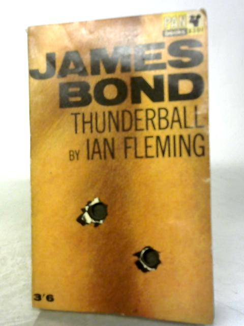 James Bond. Thunderball by Ian Fleming