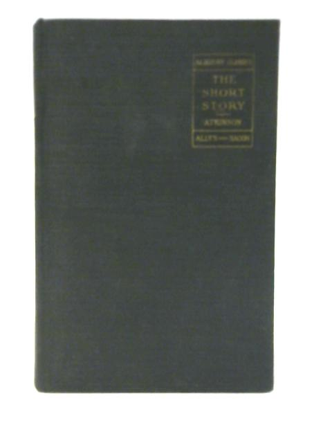 The Short Story By Patterson Atkinson