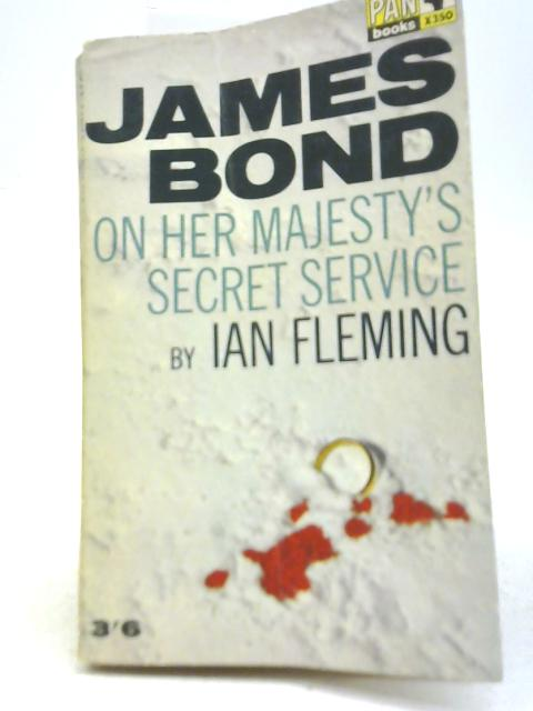 On Her Majesty's Secret Service By Ian Fleming