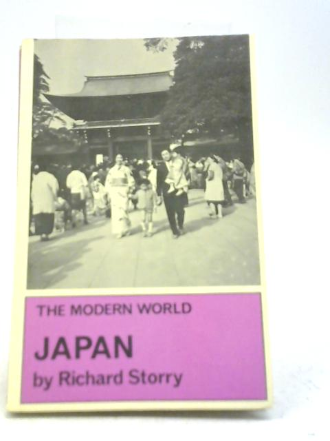 The Modern World Japan by Richard Storry