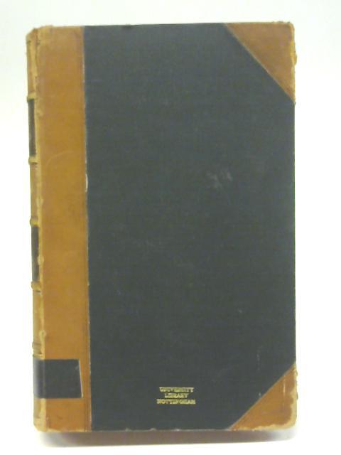 Elements De La Theorie Des Fonctions Elliptiques Tome III By Jules Tannery & Jules Molk