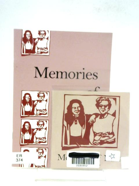 Memories of Nana By Julie Openshaw